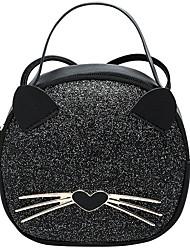 cheap -Women's Zipper Synthetic Crossbody Bag Black / Brown / Black Grey