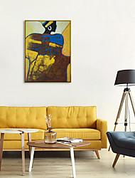 cheap -Framed Art Print Framed Set - People PS Oil Painting Wall Art