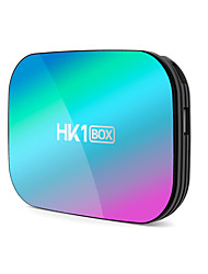 cheap -HK1 BOX-S905X3 Android 9.0 intelligent network set-top box 4 k hd player