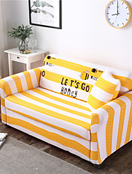 cheap -Printed Sofa Cover Spandex Stretch Soft Slipcover Couch Cover Pattern with 2 Free Pillow Cover Couch Cover Sofa Slipcover Stylish for 4 Cushion Couch