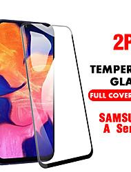 Недорогие -SamsungScreen ProtectorSamsung Galaxy A20 (2019) HD Защитная пленка для экрана 2 штs Закаленное стекло