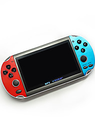 cheap -LITBest X7 Plus Music Rechargeable Double Rocker Handheld Portable Game Game Console Built in 1 pcs Games 4.3 inch inch OTG