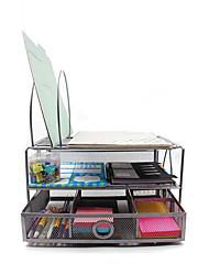 cheap -Metal Creative Home Organization, 1pc Rack & Holder