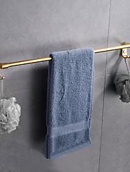 cheap -Towel Bar New Design / Cool Modern Aluminum 1pc 1-Towel Bar Wall Mounted