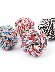 cheap -Chew Toy Ropes Cat Dog Pet Toy 1 Rope Textile Gift