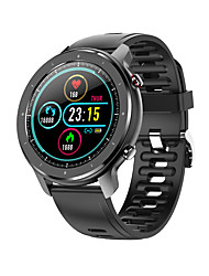 cheap -F12 Smartwatch Bluetooth Fitness Tracker Support Waterproof Heart Rate Monitor Blood Pressure Measurement for Samsung/ IOS/ Android Phones