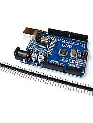 cheap -UNO R3 ATmega328P Development Board No Cable  for Arduino