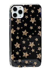 cheap -Case for Apple scene map iPhone 11 X XS XR XS Max 8 Glitter powder pattern acrylic backboard TPU frame 2-in-1 all-inclusive mobile phone case