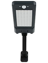 Недорогие -Brelong солнечный свет открытый датчик тела настенный светильник 60led водонепроницаемый уличный свет сада с жезлом
