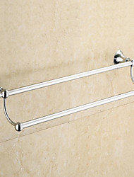 cheap -Towel Bar New Design / Cool Modern Stainless Steel 1pc 2-tower bar Wall Mounted