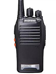 Недорогие -2 шт. Рация baofeng bf-888s 2800 мАч 16-канальный uhf 400-470 мГц baofeng 888s хам радио hf трансивер amador портативные домофоны супер качество звука