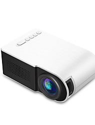 cheap -WAZA Home Theater Cinema USB HDMI AV SD Mini Portable HD LED LCD Projector Beamer Home Media Movie Player Support 1080P AV USB SD Card 320 x 240 HDMI / USB / AV / CVBS for Home School Office