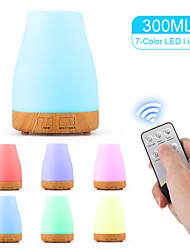 cheap -Creative Aromatherapy Machine Home Desktop Mini Colorful Light Ultrasonic Humidifier Aroma Air Humidifier Essential Oil Diffuser BPA Free Grain Cool Mist Humidifier Support Timer / Auto Shut-OFF