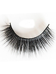 cheap -Eyelash Extensions 1 pcs Best Quality Pro Natural Safety Others Date Professioanl Use Full Strip Lashes Natural Long - Makeup Daily Makeup Party Makeup Smokey Makeup Fashion Modern Cosmetic Grooming