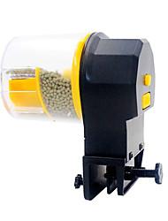 Недорогие -Аквариумы Кормушка для рыб Аквариум Хранение продуктов питания Кормушка для рыб Автоматический Пластик 1 шт.