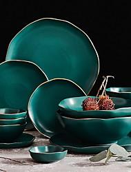Недорогие -1 комплект Столовые наборы посуда ПП (полипропилен) Cool