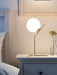 cheap -Reading Light Artistic Modern Contemporary For Living Room Bedroom Glass 110-120V 220-240V Gold