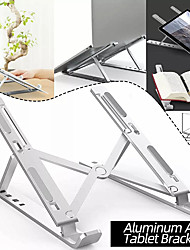 cheap -Aluminum Alloy Tablet Bracket Mount Foldable Portable Laptop Stand