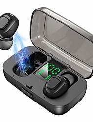 Недорогие -LITBest XG21 TWS True Беспроводные наушники Беспроводное EARBUD Bluetooth 5.0 С подавлением шума Стерео С зарядным устройством
