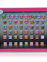Недорогие -Игрушка для обучения чтению Простой Фокусная игрушка Взаимодействие родителей и детей Числа Буквы ABS + PC 1 pcs Детские Все Игрушки Подарок