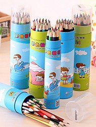 cheap -Dry Eraseable Pencil HB Wood 1 pcs