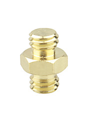 cheap -CAMVATE 3/8 Male to 3/8 Male Threaded Double Male Screw Adapter for Tripod Monopod C1835