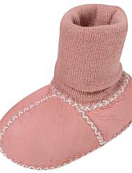 Недорогие -1 пара Универсальные Чехол для обуви сгущение Однотонный Сохраняет тепло PU 7-12 месяцев