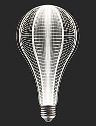 Недорогие -manoled творческий земля форма акриловые лампы лампы украшения dp3026-0004 теплый свет