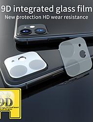 Недорогие -AppleScreen ProtectoriPhone 11 Зеркальная поверхность Протектор объектива камеры 1 ед. Закаленное стекло