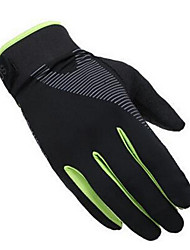 cheap -Full Finger Gloves Thermal / Warm / Waterproof / Windproof Running / Fishing / Activity & Sports Gloves Carbon Fiber / Winter
