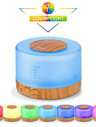 cheap -500ml Humidifier Remote Control Essential Oil Diffuser Cool Mist Humidifier EU AU UK US Plug Air Humidifier