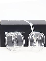 Недорогие -Жидкостная стеклянная трубка yuhetec для UForce T2 5 мл (пузырь) / Мерлин мини RTA распылитель 2шт