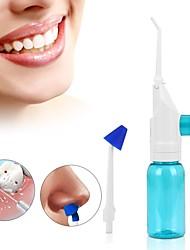 cheap -Dental Oral Irrigator Portable Water Flosser For Teeth With Nasal Irrigators Oral Jet Nasal Cleaner