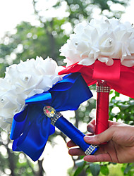 cheap -European And American Wedding Supplies Wedding Bride Holding Flowers 1 Pce