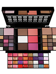 cheap -74 Colors 1 pcs Dry Brightening / Girlfriend Gift Blush / EyeShadow China Contemporary / Fashion Easy to Carry / Women / Best Quality Date / Professioanl Use / Outdoor Others Makeup Cosmetic Other