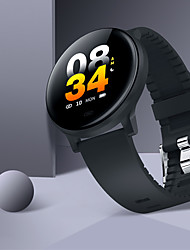 cheap -V15C Unisex Smartwatch Bluetooth Heart Rate Monitor Sports Long Standby Exercise Record Information Timer Stopwatch Pedometer Call Reminder Sleep Tracker