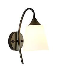 cheap -Matte Creative Vintage Traditional / Classic Wall Lamps & Sconces LED Wall Lights Living Room Shops / Cafes Glass Wall Light 110-120V 220-240V / E26 / E27