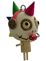 cheap -Voodoo Dolls Ghost Doll Ghost Kawaii Wooden Kid's All Toy Gift