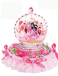 cheap -Music Box Holiday Retro Creative Lovely Silica Gel 1 pcs Child's Adults' All Toy Gift