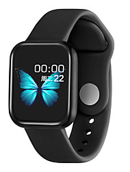 cheap -M8V Smart Watch Bluetooth Fitness Tracker Support Heart Rate/  Blood Pressure Monitor for Apple/ Samsung/ Android Phones