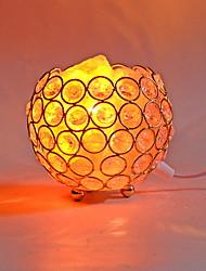 cheap -LED Himalayan air purifying Salt Lamp Crystal Salt Lamp Night Light Creative USB 1pc