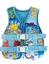 cheap -Life Jacket Swimming Neoprene Swimming Water Sports Rafting Life Jacket for Kids
