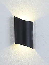 cheap -feimiao Mini Style / New Design LED / Nordic Style Wall Lamps & Sconces / LED Wall Lights Living Room / Bedroom Metal Wall Light 90-264V 6 W