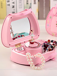 cheap -Music Box Ballerina Music Box Musical Jewellery Box Music Box Dancer Cute Singing Lovely Unique Plastic Shell Women's All Girls' Kid's Adults Child's 1 pcs Graduation Gifts Toy Gift
