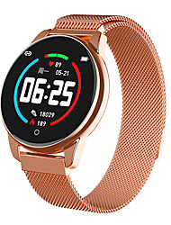 cheap -Indear watch 4  Women Smart Bracelet Smartwatch BT Fitness Equipment Monitor Waterproof with TWS Bluetooth Wireless Headphones Music Headphones for Android Samsung/Huawei/Xiaomi iOS Mobile Phone