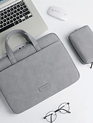 cheap -Laptop and Mouse Bag 14 15 inch Laptop Bag Computer Sleeve Case Handbags Shockproof Notebook Cover For Laptop MacBook Air Pro