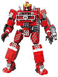 cheap -Building Blocks Educational Toy Transformation Car Toy Transformer Toys 779 pcs Cartoon compatible Plastic Shell Legoing Simulation All Toy Gift / Kid's