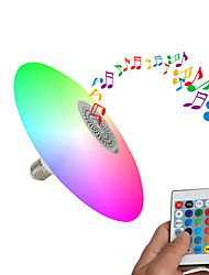 cheap -BRELONG LED Bluetooth Music Wireless Smart Remote Colorful Bulb E27 AC86-265V