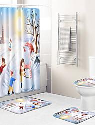 cheap -Mats White Modern Polyester New Design