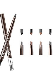 cheap -Eyebrow Pencil Easy to Carry Easy to Use lasting 1 pcs Makeup General use Eyebrow Cream Matte Long Lasting Natural Water Resistant Single Colored Daily Wear Date Vacation Cosmetic Grooming Supplies
